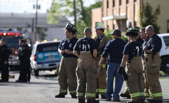 US: 2 'missing' after small plane crash in New Jersey