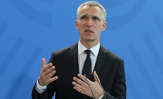 NATO chief calls on Turkey, Greece to ease tensions