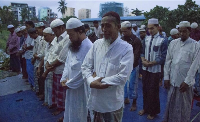 Persecution of all Myanmar Muslims 'on the rise'