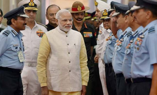 Indian armed forces veterans write letter to PM