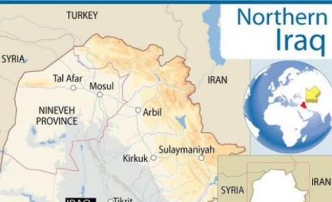 Kurdish region orders arrest of 11 Iraqi officials