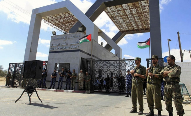 Egypt closes Gaza crossing