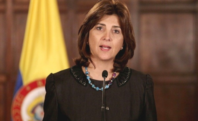 Colombian FM hails Turkey's support to peace process