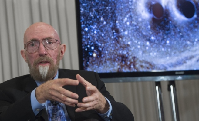 Nobel physics prize awarded to 3 US scientists