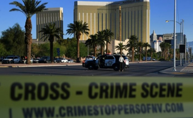Vegas shooter's girlfriend denies knowledge of attack