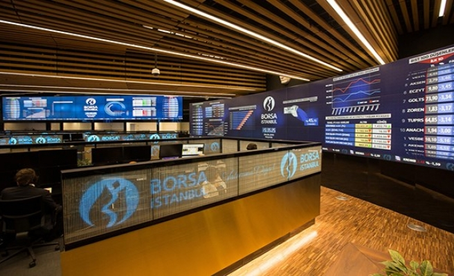 Turkey's Borsa Istanbul starts week with rise