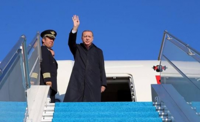 Turkish president to visit Ukraine next week