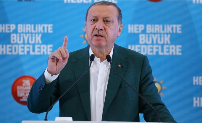 Erdoğan: Idlib action continues 'without any problem