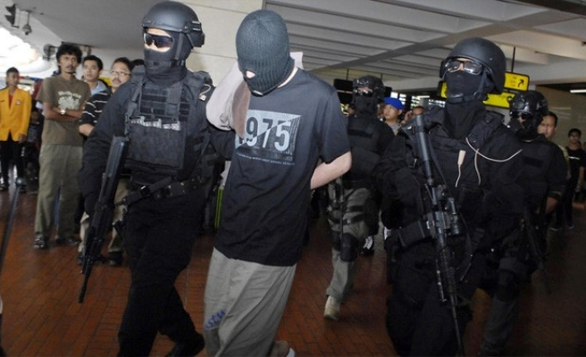 Human trafficking suspects arrested in Indonesia