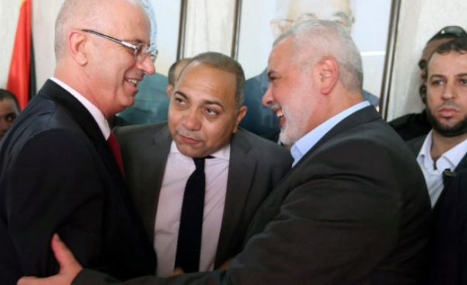 Hamas delegation goes to Egypt for reconciliation talks