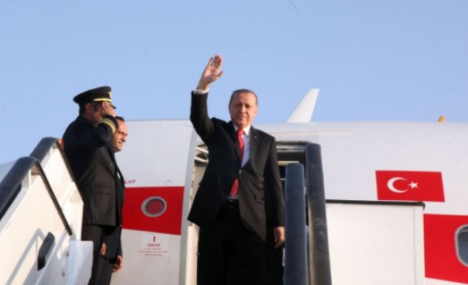 Turkish president arrives in Kuwait for talks
