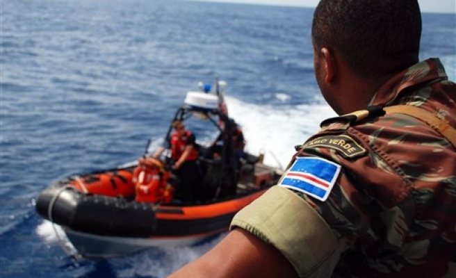 Mauritanian coast guard arrests 70 Senegalese fishermen