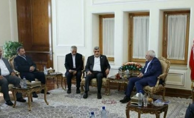 High-level Hamas delegation arrives in Iranian capital