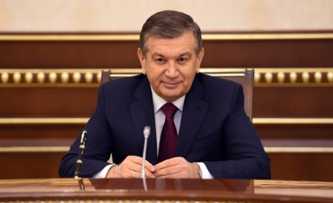 Uzbek president following 'active' foreign policy