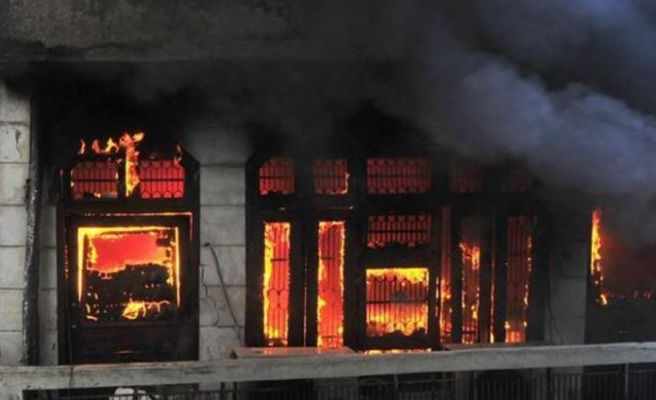 23 people killed in Indonesia fireworks factory fire