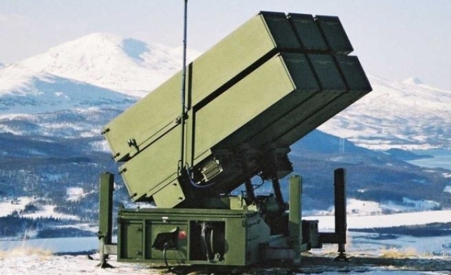 Lithuania buys Norwegian air defence system