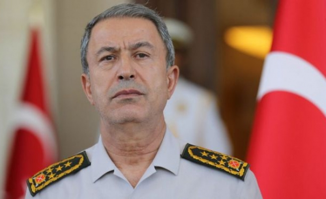 Top Turkish military chiefs inspect units in southeast