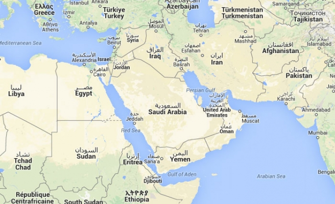 New Lawrences determine the transformation in Arabia