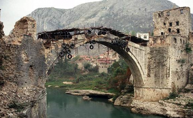 24 years since destruction of Bosnia's Stari Most