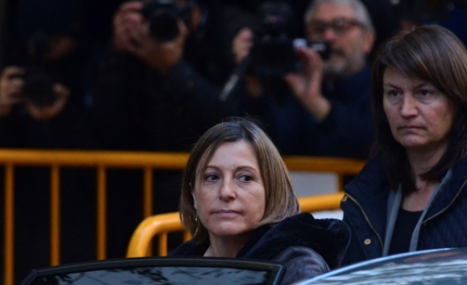 Catalan's parliament speaker faces jail