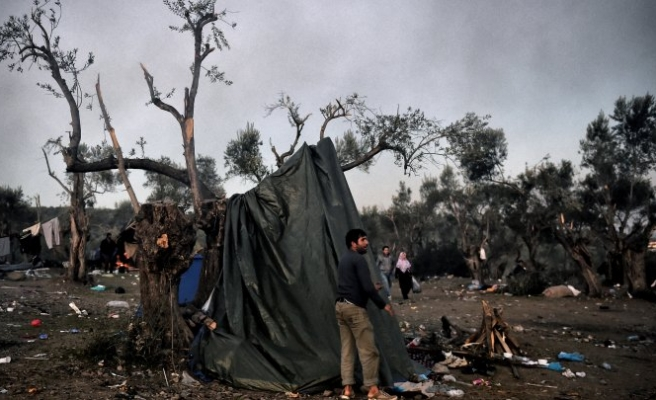 Greek refugee camp reaches 'critical' condition