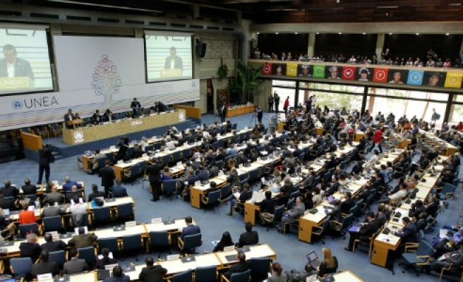 UN environment assembly kicks off in Nairobi