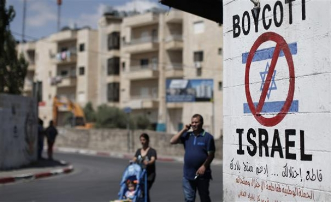 Palestinian aide calls for boycott of Israeli products