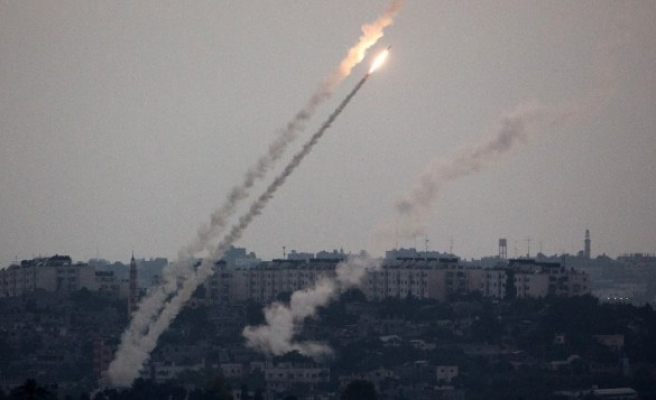 Israel intercepts 2 rockets fired from Gaza