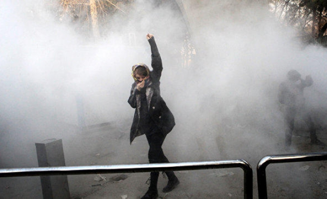 World voices concern over Iran protests