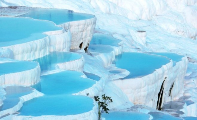 Pamukkale offers unique wellness experience