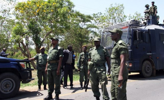 Zambia police arrest critic of president