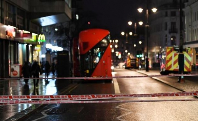 Three men charged in Leicester blast probe