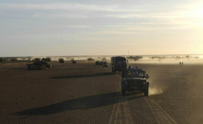 Sahel leaders appeal for funds for anti-extremist force