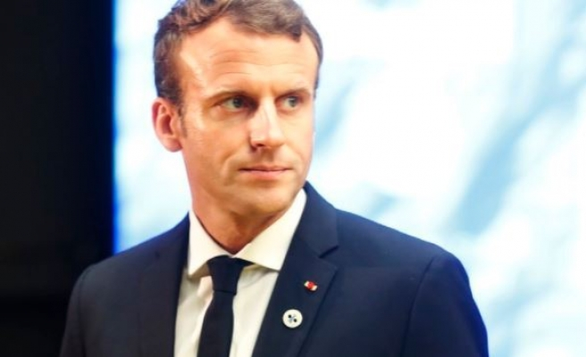 Macron's state visit to US set for April 23-25