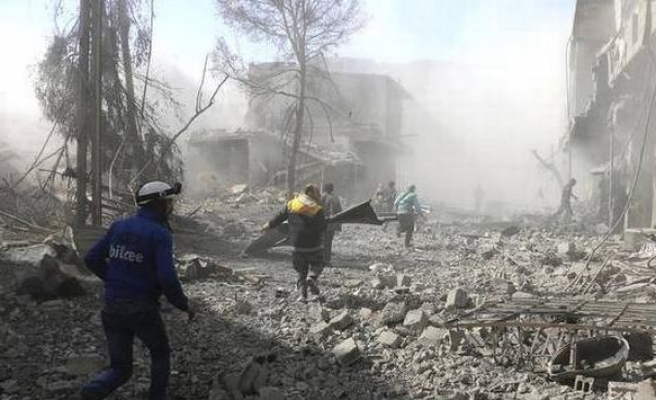 Over 5000 leave E. Ghouta as evacuation continues