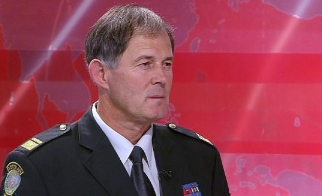 Slovenian army chief sacked after NATO test failure