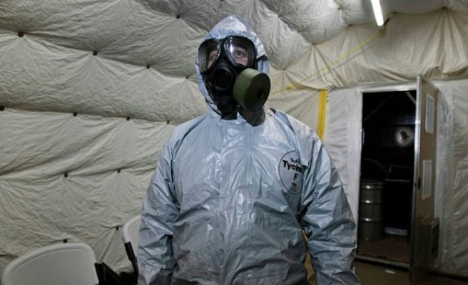 Chemical inspectors to begin work in Syria's Douma