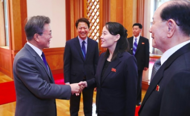 S. Korea's Moon to send special envoys to North