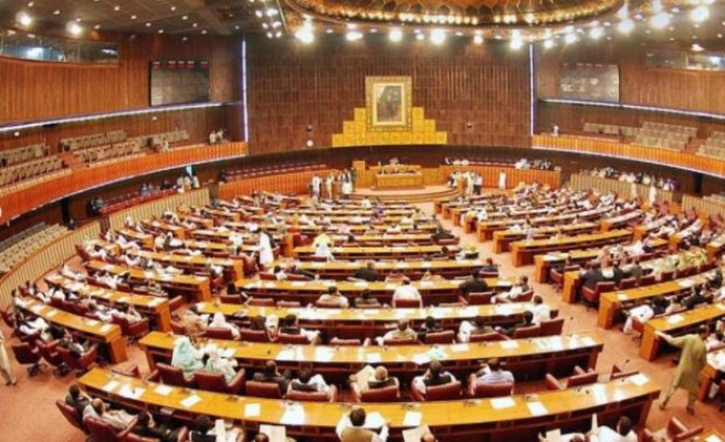 Pakistan: Opposition candidate elected senate chairman