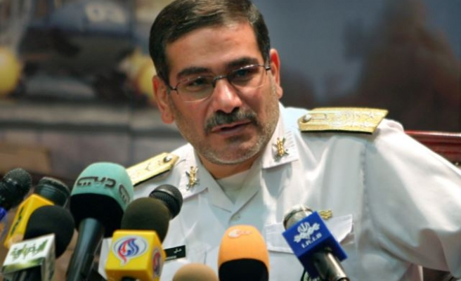 Iranian official blames UK for London embassy incident