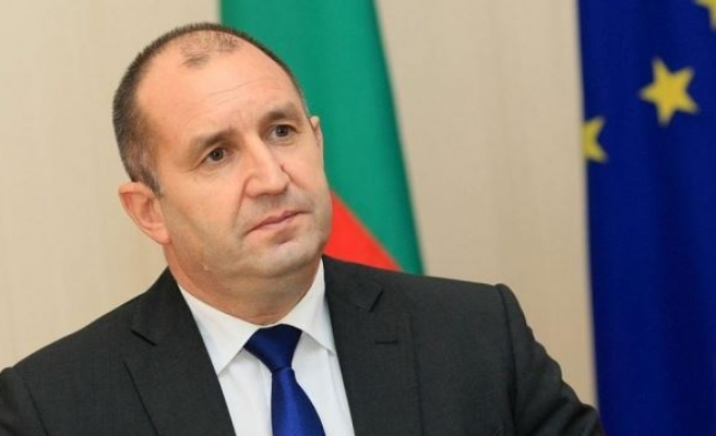 Bulgarian leader arrives in Ramallah for official visit