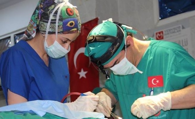 Turkish agencies launch campaign to treat cataracts