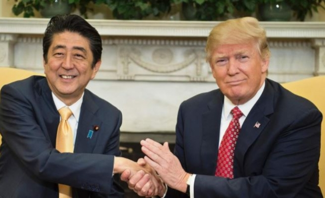 Trump, Japan's Abe to meet later this month