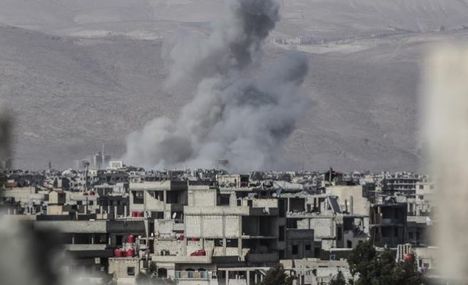 2 Russian military advisers killed in Syria clash
