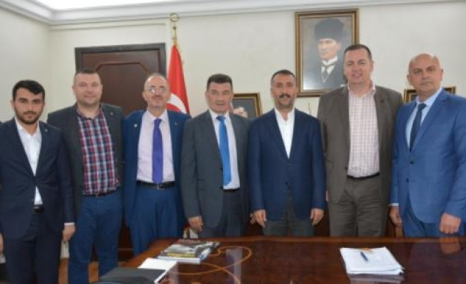 Parliamentarians delegation from Balkan visit Turkey