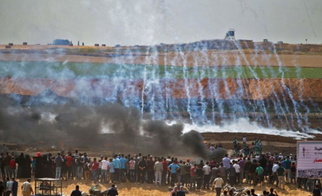 43 Palestinians killed by Israeli gunfire in Gaza