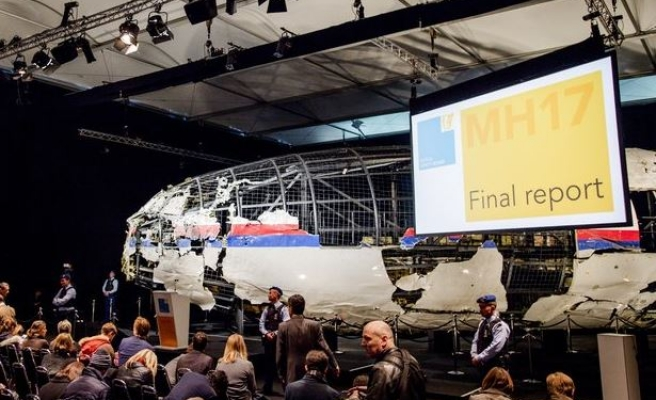 Russian missile downed MH17 in 2014