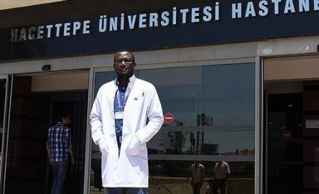 Turkey trained medic aims to open clinic in Gambia