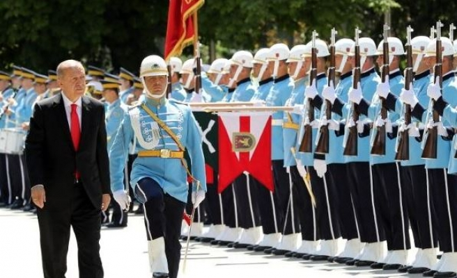 President Erdogan to make top military appointments