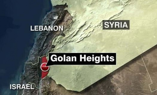 Israel claims to shoot down drone 'launched from Syria'